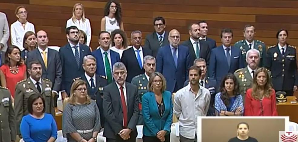 Empiezan los actos de celebración del Día de Extremadura