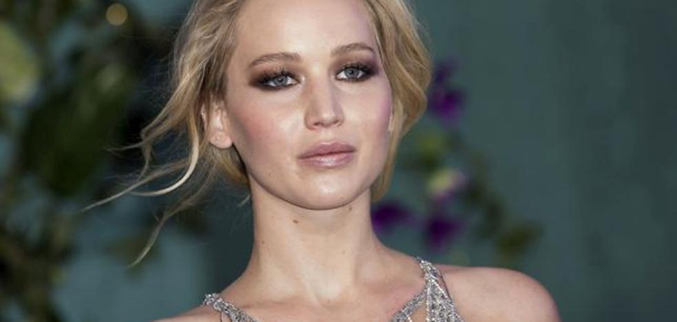 El 'look' más impactante y sexy de Jennifer Lawrence
