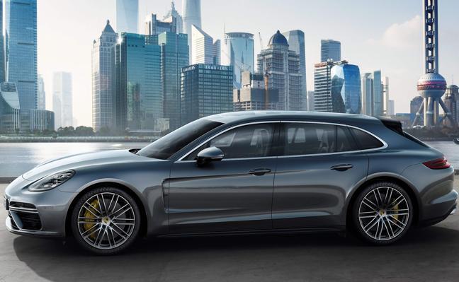 Porsche Panamera Sport Turismo, superdeportivo y funcional