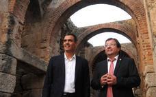 Pedro Sánchez y Vara abren hoy en Badajoz el curso político
