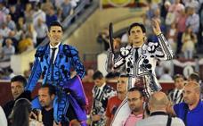 Talavante y Roca Rey celebran a lo grande los cien años de La Chata