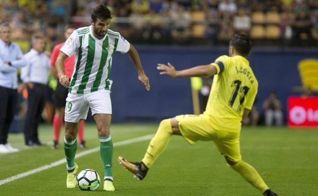 El Villarreal somete al Betis