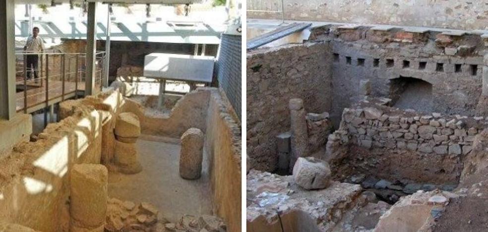 El Mayoralgo abre este sábado para poder visitar los restos romanos