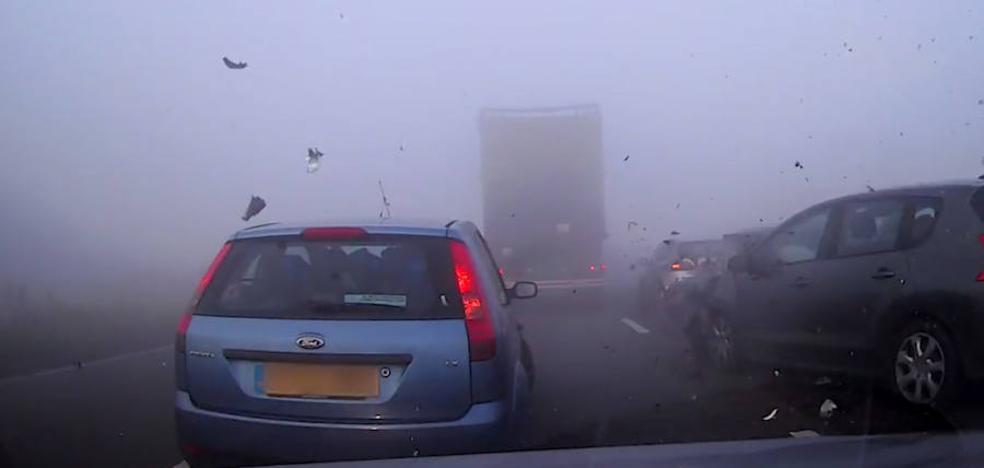 Cuando aparece la niebla