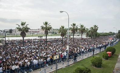 ¿Cómo cuenta Badajoz los asistentes a grandes eventos?