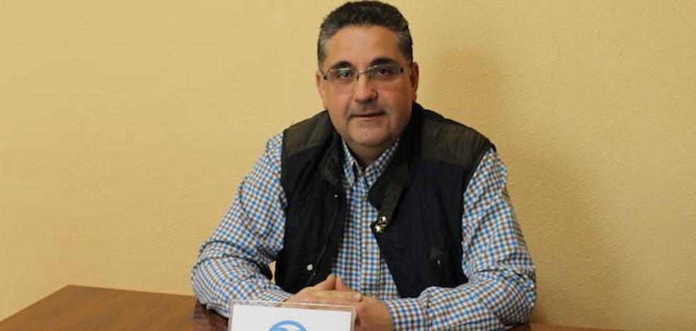 Miguel Ángel Toro deja de ser concejal y portavoz del PP en Zafra por desencuentros con el partido