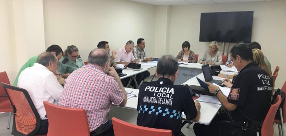 Expertos forman a policías locales de Navalmoral sobre terrorismo yihadista