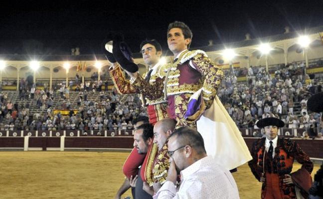 Faenón de Perera, frescura de Ginés Marín y «hule» para Ferrera en Albacete