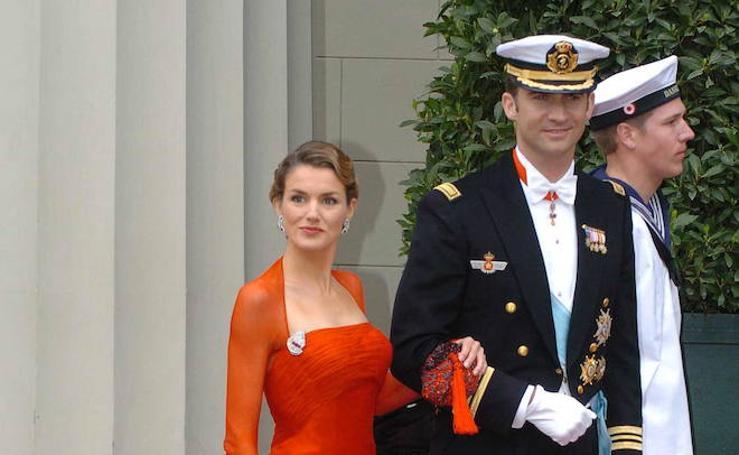 Letizia en 45 vestidos