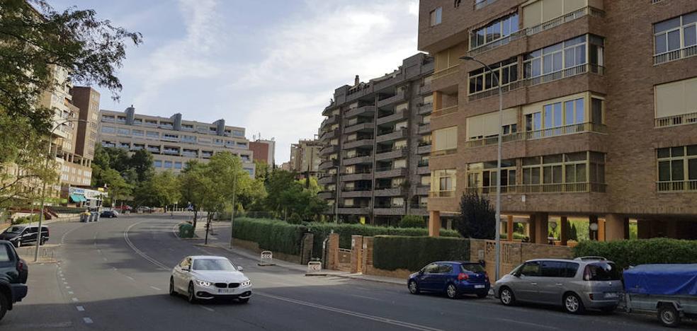 La avenida Rodríguez de Ledesma es la 'milla de oro' de Cáceres