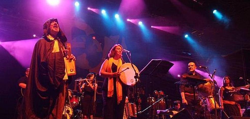 Mansaborá Folk y El Efecto Verdolaga actúan en el festival 'Villar del Folk', que se inaugura hoy