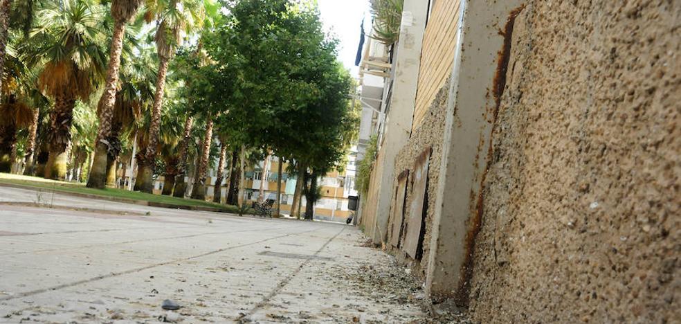 La plaza de la Corraleta, el refugio de las palomas