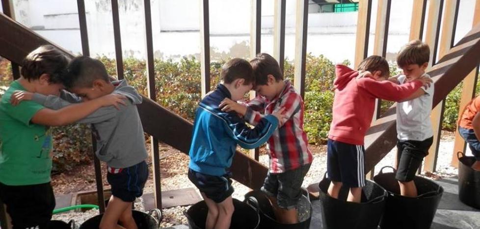 700 escolares participarán en el taller de vendimia del Museo en Almendralejo