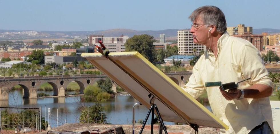 El concurso de pintura salta a la margen derecha con la presencia de 59 artistas