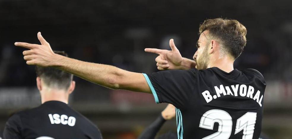 El Madrid iguala el récord del Santos