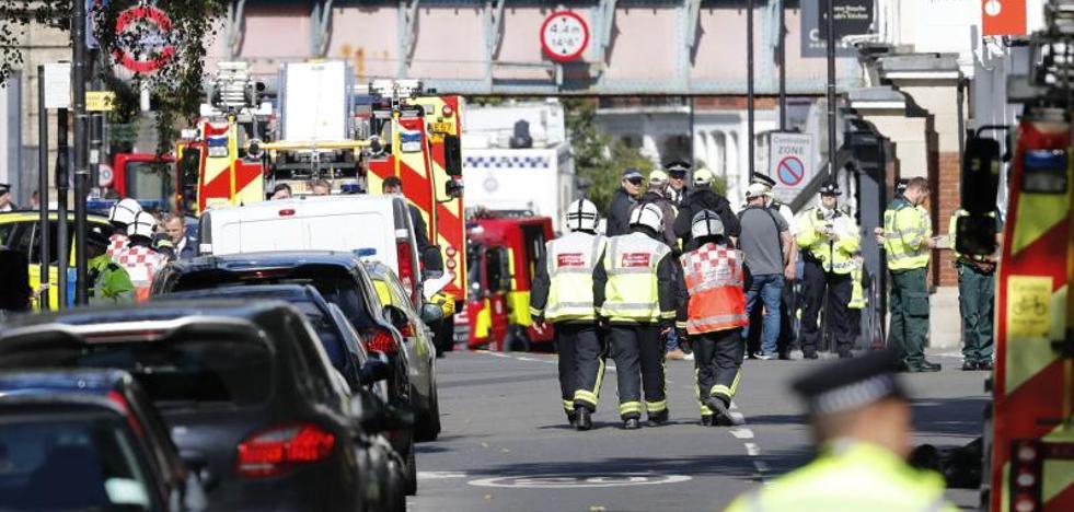 La Policía detiene a un segundo sospechoso por el atentado de Londres