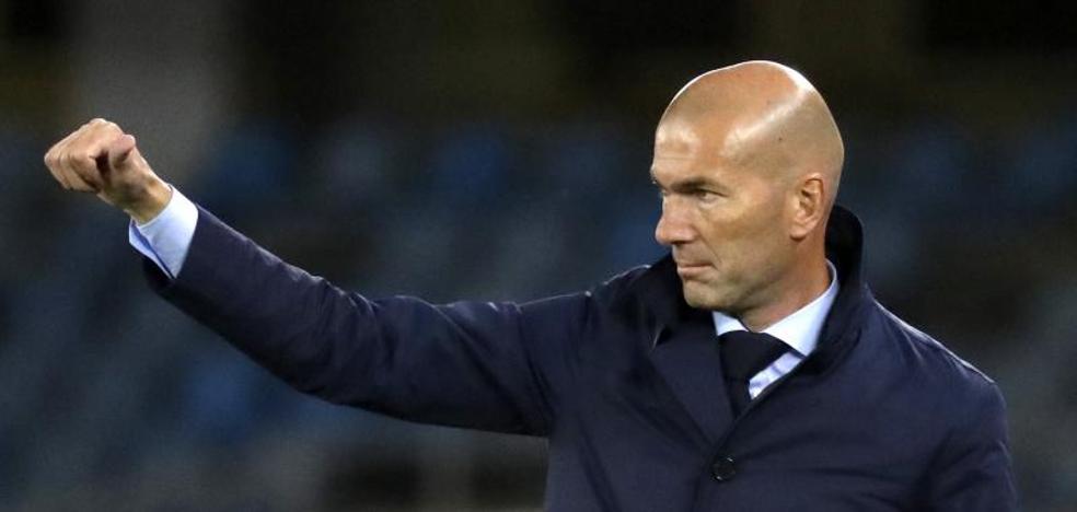 Zidane: «Si salimos así de enchufados, somos difíciles de contrarrestar»