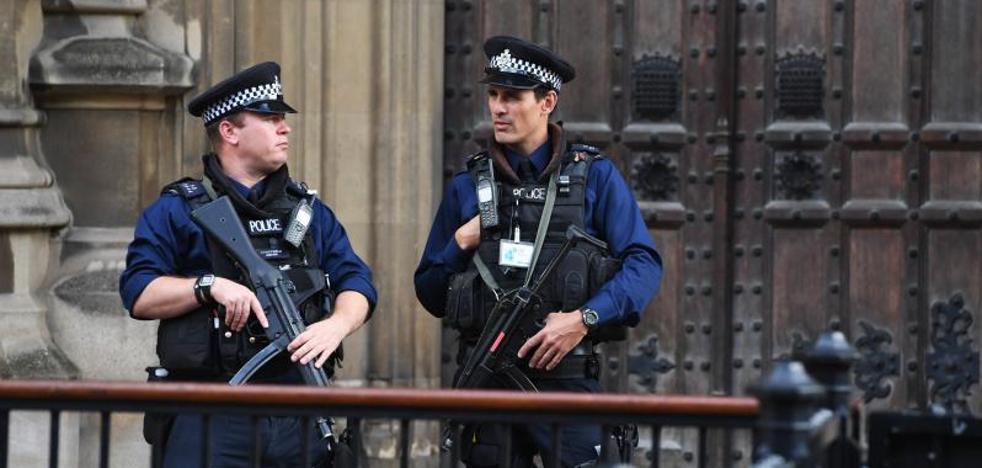 La Policía británica descarta que el atentado de Londres tenga vínculos con grupos armados