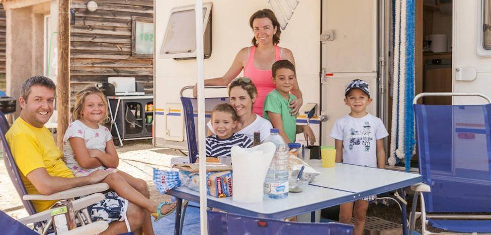 Turismo en Cáceres con la «casa» a cuestas