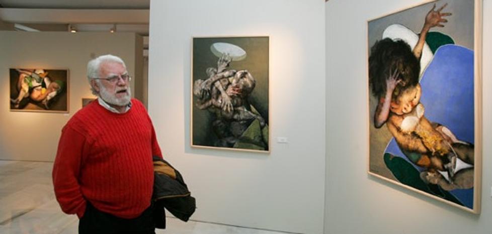 Una ciudad de Argentina distingue al pintor extremeño Gerardo Ramos