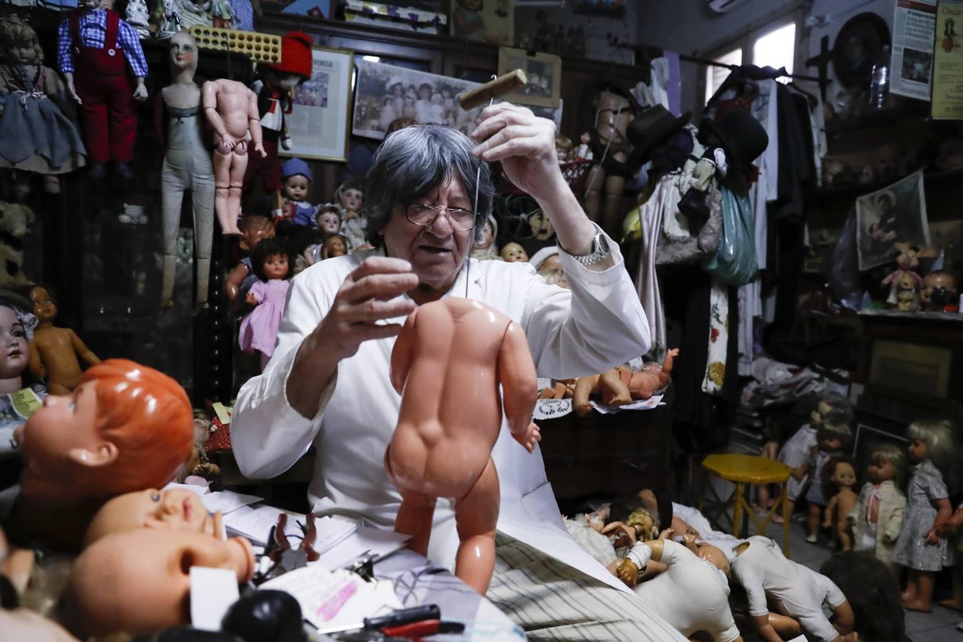 El doctor de muñecas
