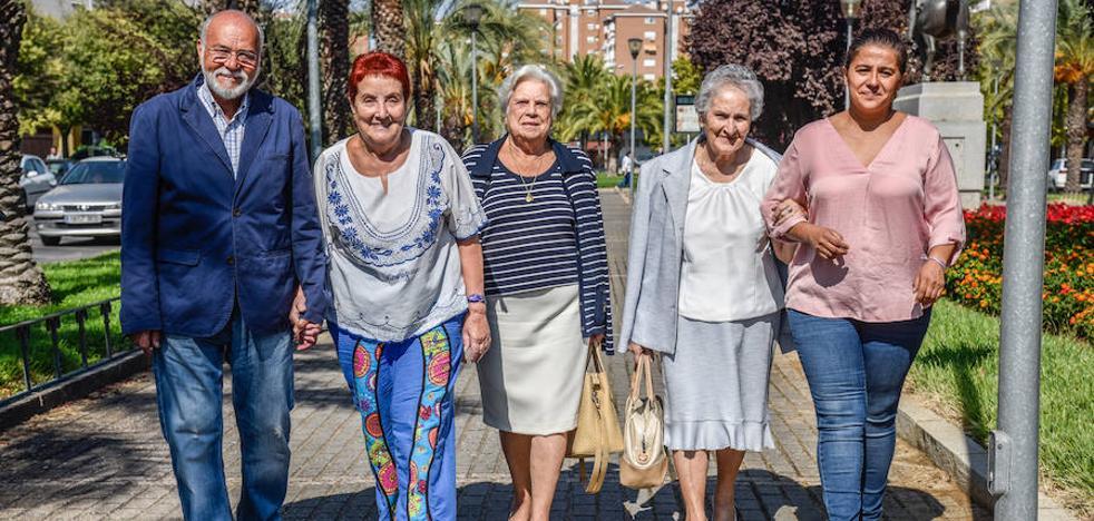 30 años con las mujeres de la cárcel de Badajoz