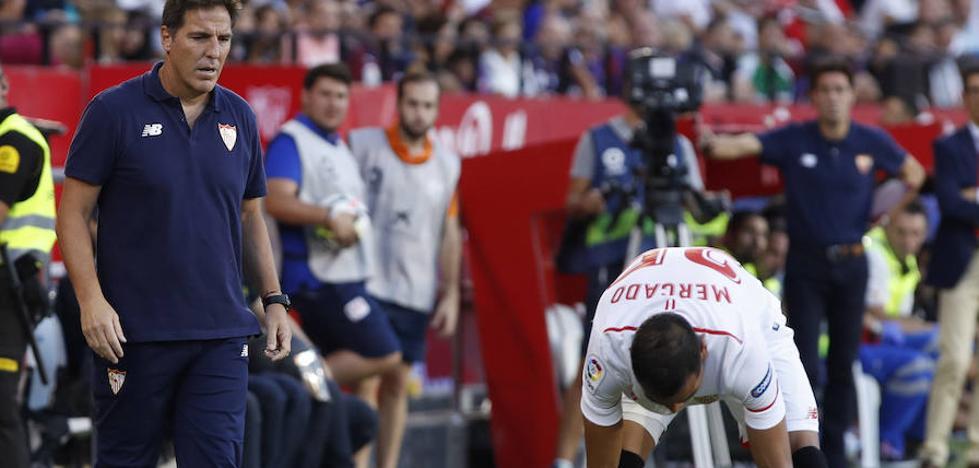 Sevilla y Las Palmas trasladan al campo su litigio por el 'caso Vitolo'