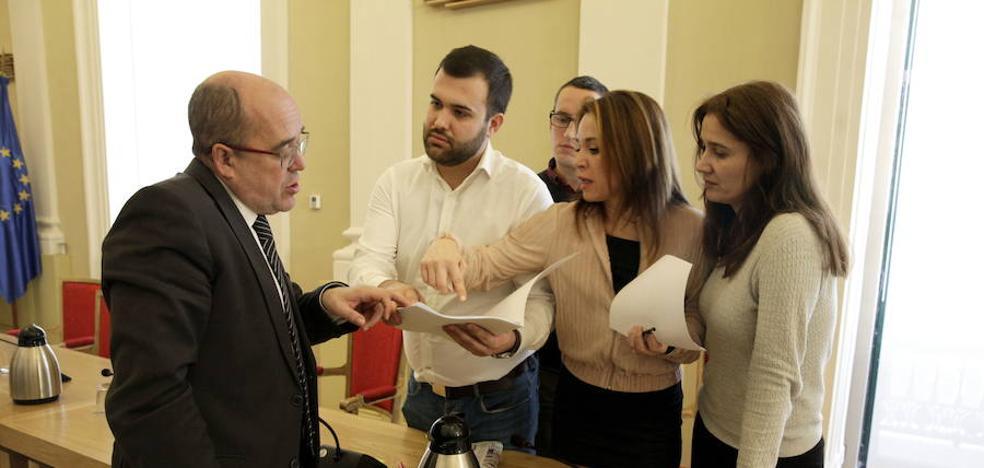 En Cáceres, solo los concejales del PSOE publican su declaración anual de bienes de 2017