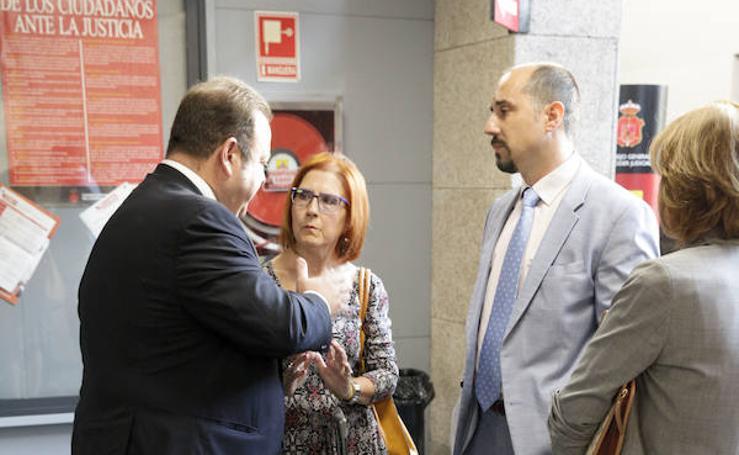 Comienza el juicio del ruido en Cáceres