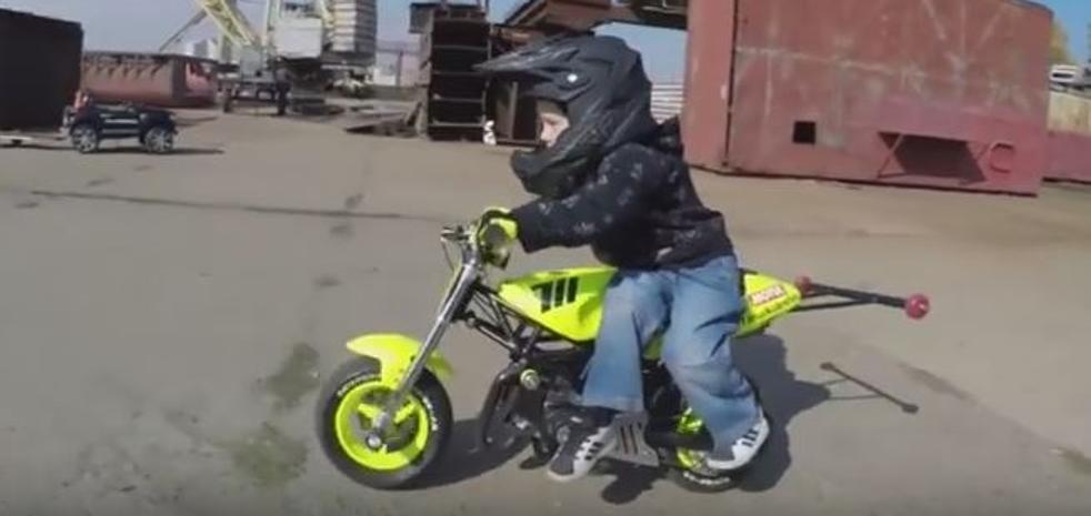 Genio de las motos