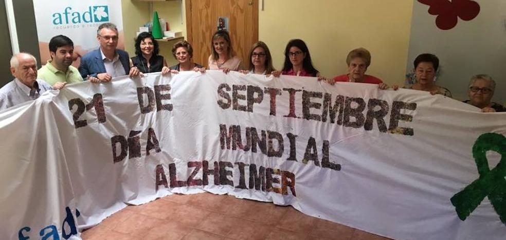 Don Benito, comprometido con el alzhéimer