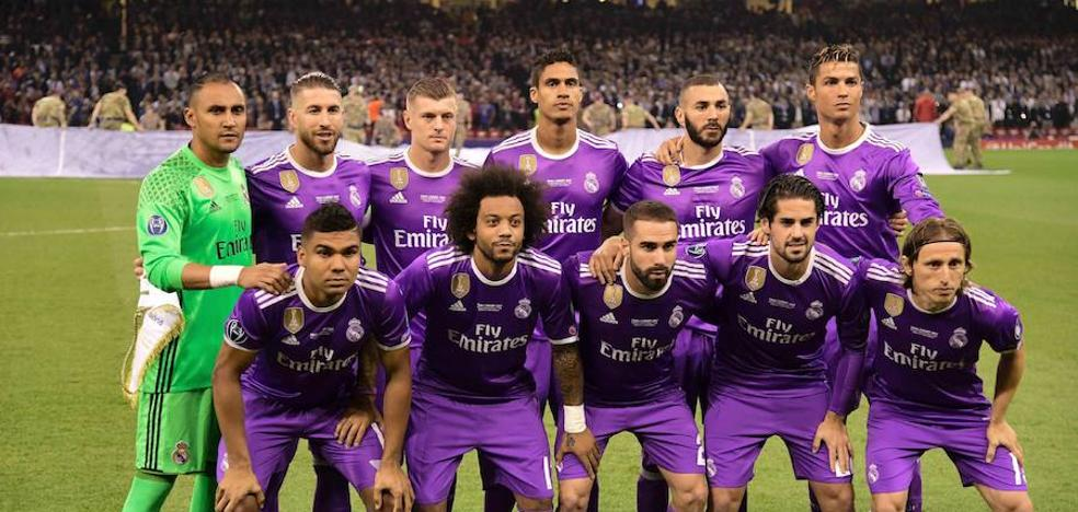 El Madrid impone su hegemonía en las candidaturas al once ideal del año