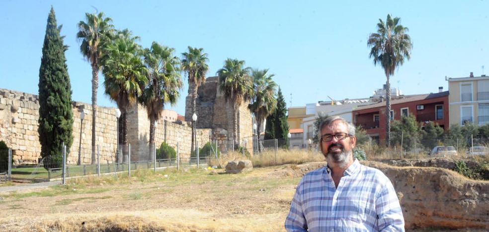La Huerta de Otero de Mérida se excavará con 200.000 euros de fondos europeos