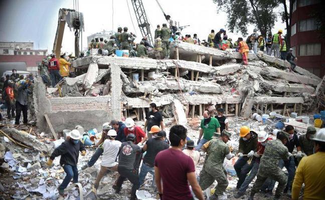 La tecnología antisísmica le falla a los mexicanos a la hora decisiva