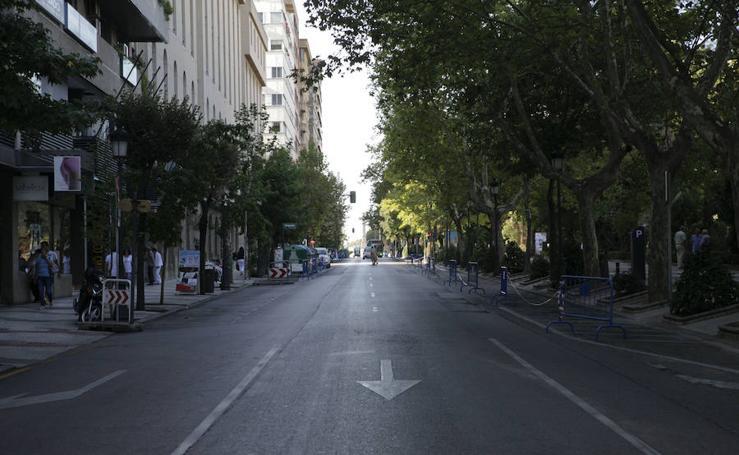 Cáceres celebra el Día sin Coches
