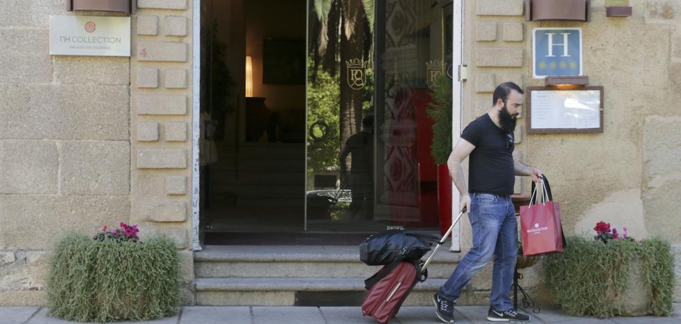 Los hoteles extremeños, con casi 8.000 pernoctaciones más que en agosto del año pasado