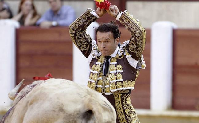 Antonio Ferrera, torero de culto en Madrid