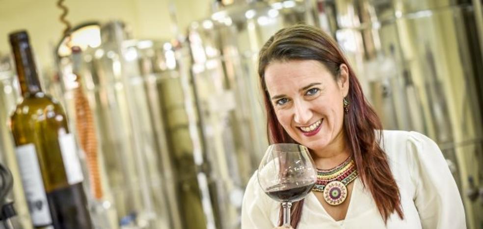 Embajadora del vino en Costa Rica