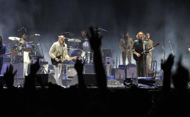 Arcade Fire anuncia dos conciertos en Madrid y Barcelona para primavera