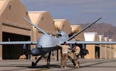 El Ejército elige Talavera la Real como base principal para sus drones Reaper
