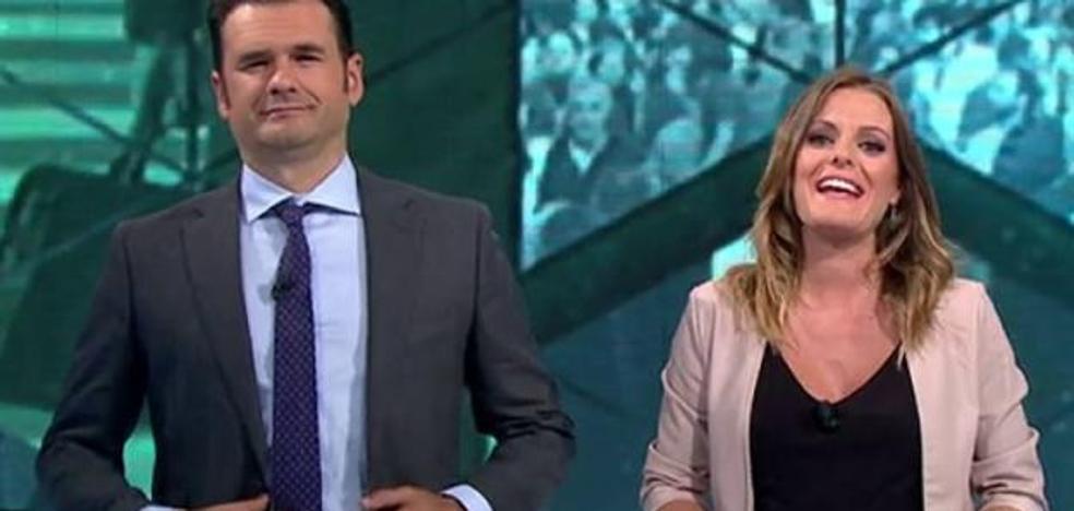 Iñaki López y Andrea Ropero muestran la primera foto de su hijo
