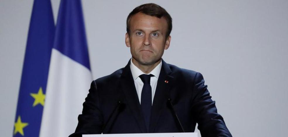 Macron sufre su primer revés en las elecciones al Senado francés