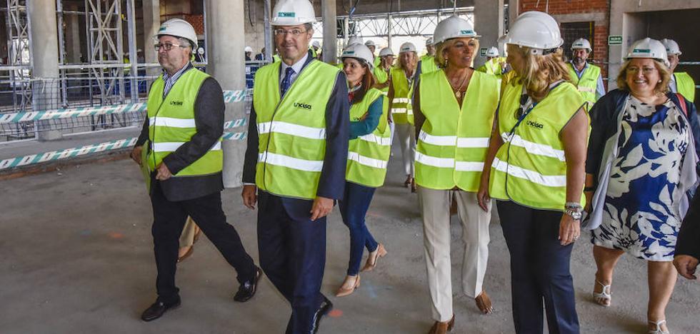 La inauguración de la Ciudad de la Justicia de Badajoz podría adelantarse a 2018