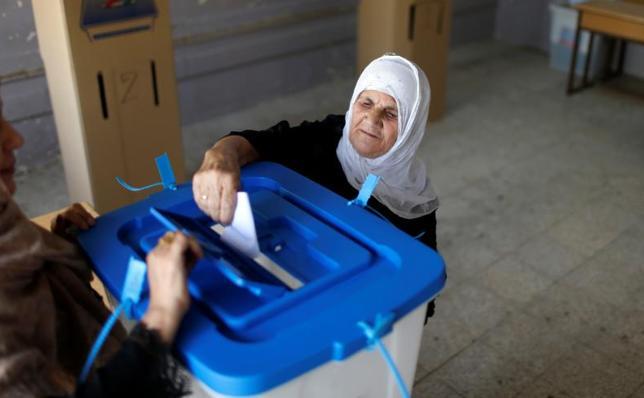 Los kurdos de Irak votan en un referéndum de independencia