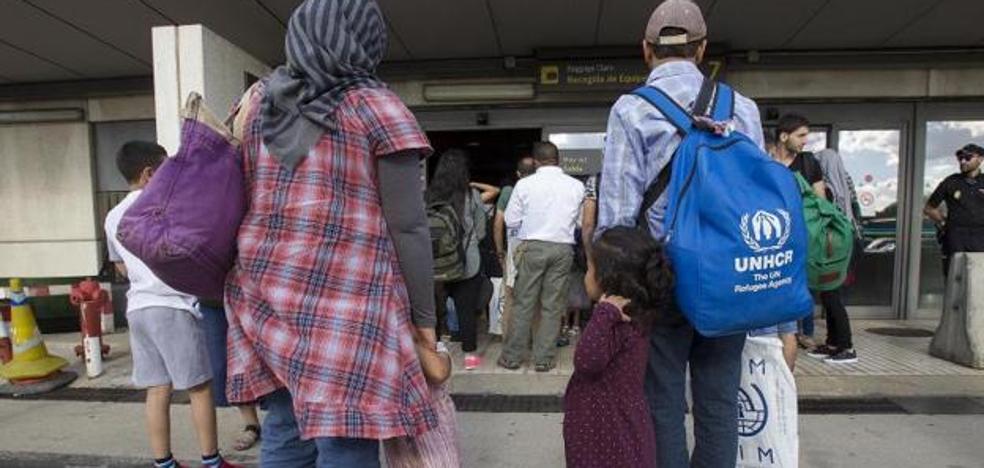 Extremadura ha acogido a 119 refugiados cuando la previsión era de 350