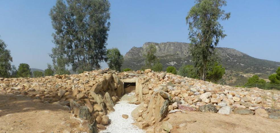 Visitas guidas gratuitas al castro y el dólmen neolítico de Valdecaballeros