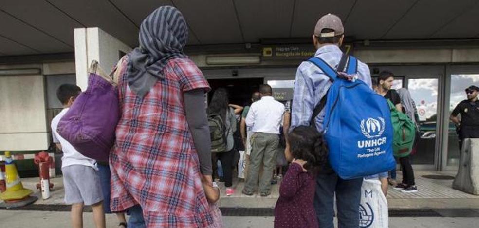 Mérida acogerá la próxima semana nuevas familias de refugiados, según la Junta