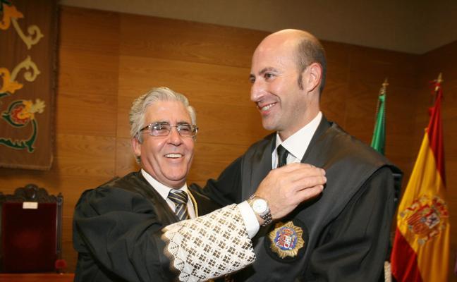 Daniel Ruiz, reelegido presidente de la sala de lo contencioso administrativo del TSJEx
