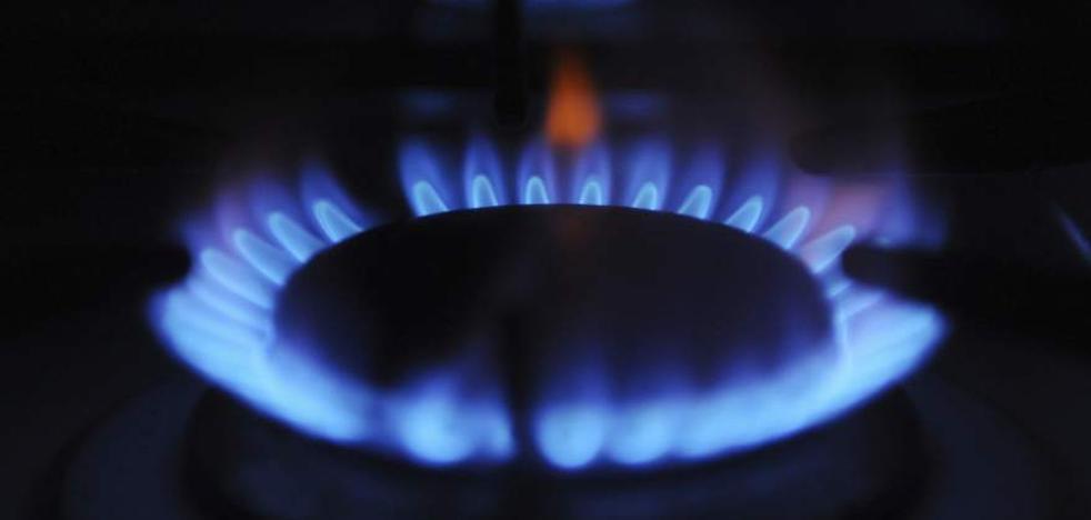El gas natural bajará un 1,3% a partir del 1 de octubre