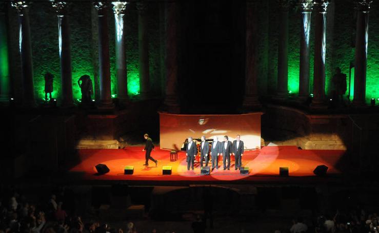 Le Luthiers conquistan Mérida